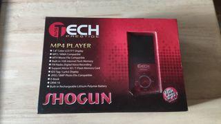 Reproductor MP4 Tech Prestige