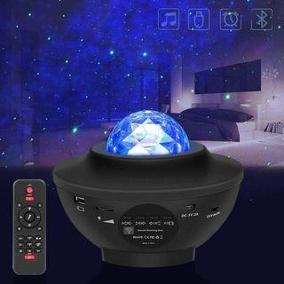 Proyector de luz Lámpara luz nocturna estrellas