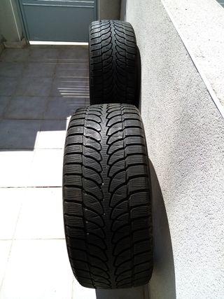Pareja Neumáticos de Invierno 4x4 265/50R20