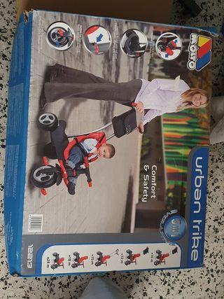 triciclo urban molto