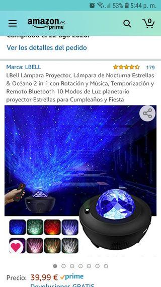lampara proyector
