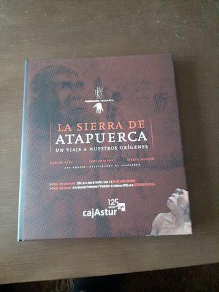 Libro La Sierra de Atapuerca