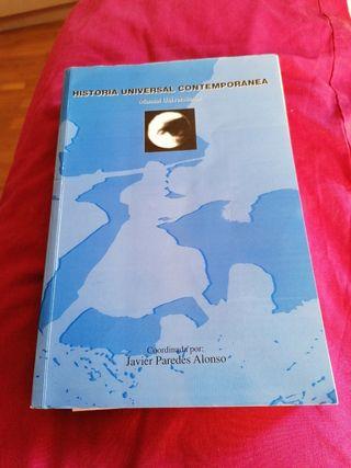 Historia Universal Contemporánea Javier Paredes Al