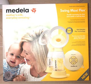 Sacaleches MEDELA Swing Maxi Flex