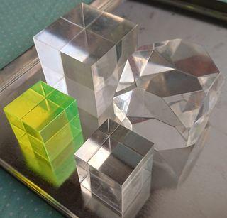 figuras geometricas decoración vintage ciencia