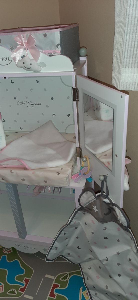 Cambiador Bebé Reborn