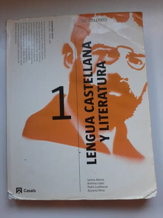Libro Lengua Catellana y Literatura 1°Bach