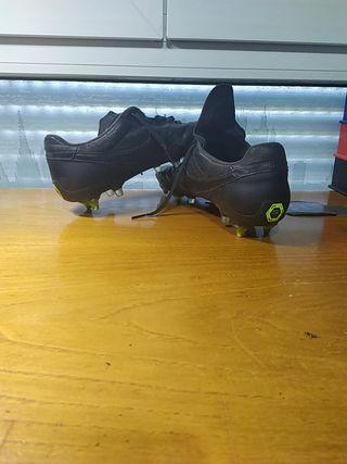 Botas de fútbol adidas tacos de aluminio (mixta)