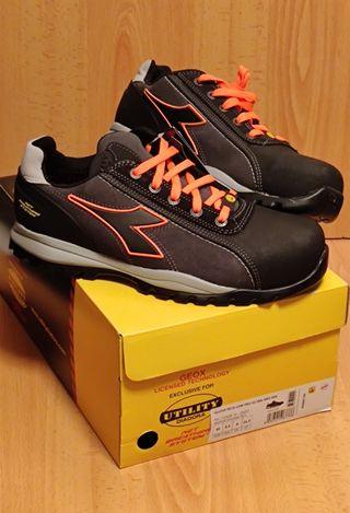 zapatos seguridad Diadora Glove tech talla 42