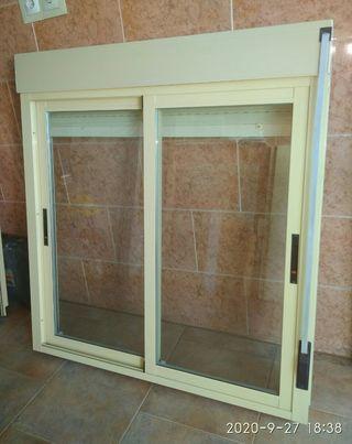 ventanas de aluminio correderas