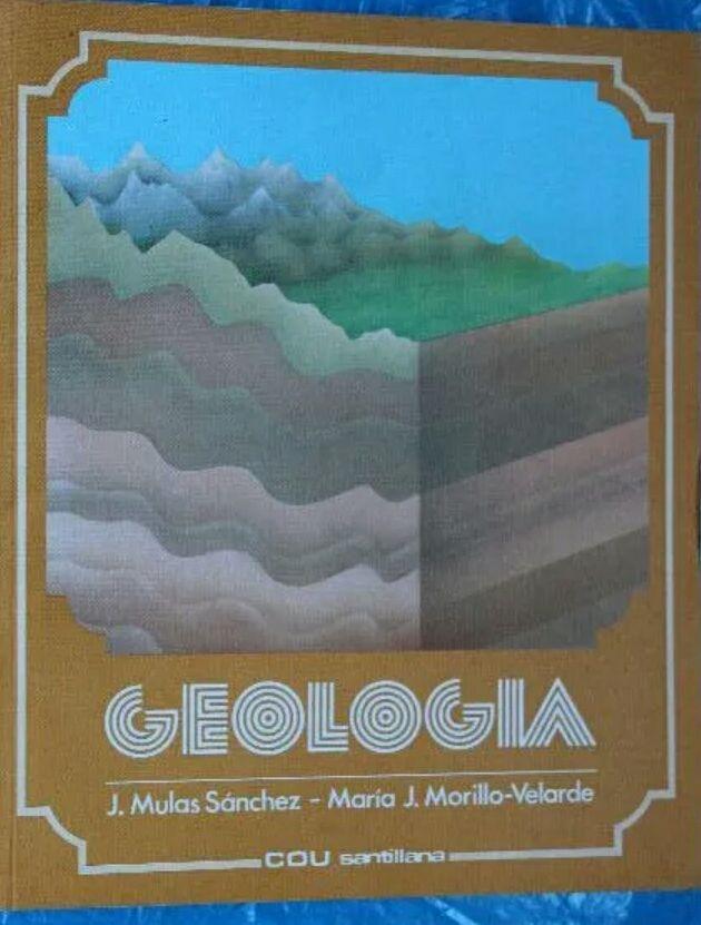 Libro Geología COU Santillana