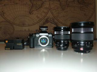 Euipo Fujifilm xt-1 + xf 16-55 2.8 // xf 10-24f4