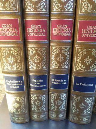 Colección Gran Historia Universal