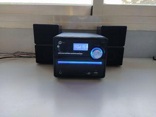 Cadena de música / Radio / CD / USB