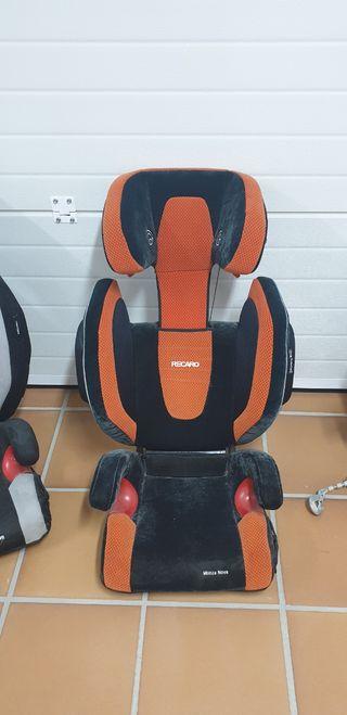 sillas infantiles Recaro Nova