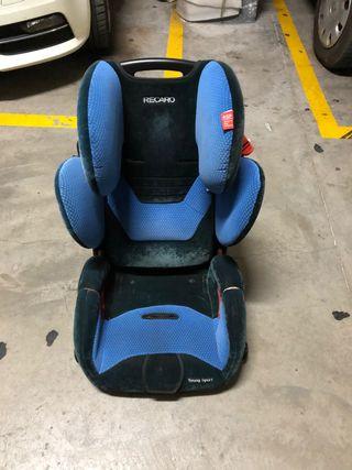 silla Recaro