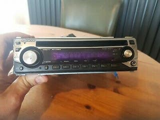 Kenwood radio CD mp3