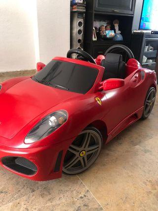 coche Ferrari feber F430 6v