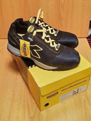 zapatos seguridad diadora Glove Matrix talla 42