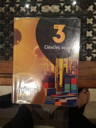 llibre ciencies socials 3 eso la galera