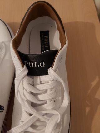 Zapatillas hombre Ralph Lauren Polo n 44