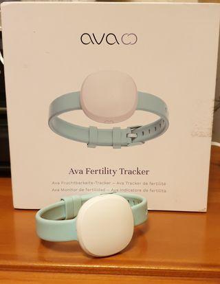 Pulsera Ava 2.0 Fertilidad Ovulación
