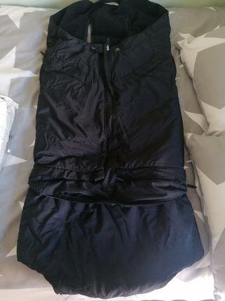 saco maclaren color negro