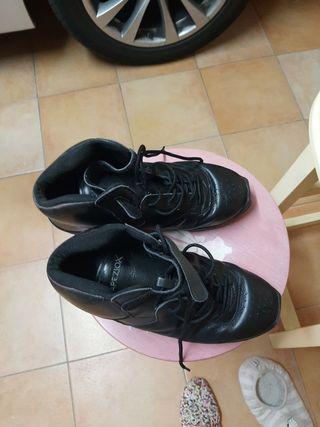 Zapatillas baile. Talla 40