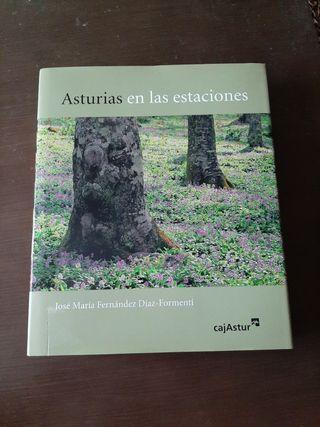 Libro Asturias en las Estaciones