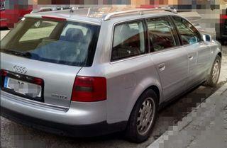 Audi A6 2. 5 tdi 180cv guattro automático