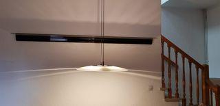lampara y estante