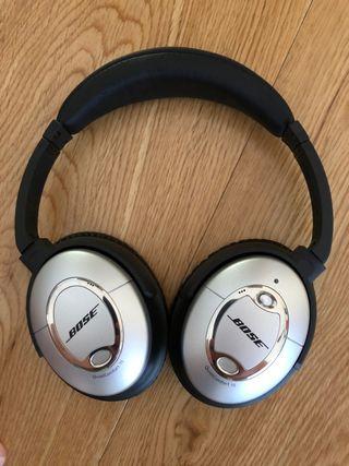 Auriculares Bose QuietComfort 15