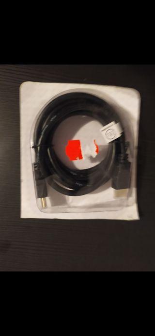 Cable HDMI- HDMI 2mtrs NUEVO