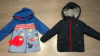 Pack de 2 chaquetas