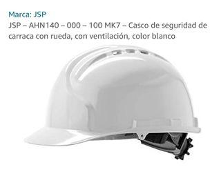 Casco Seguridad JSP. Nuevo.