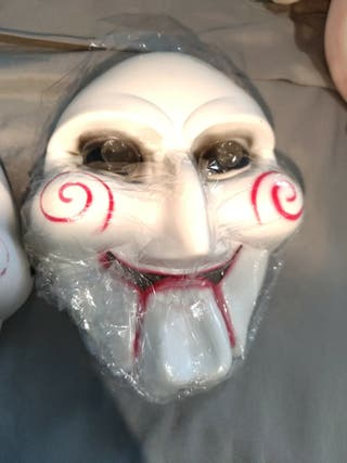 Máscaras de saw