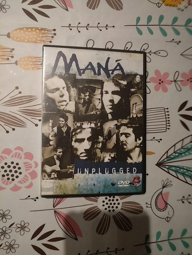 DVD MANA UNPLUGGED