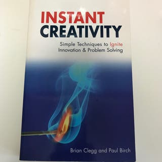 Libro de técnicas creativas en inglés