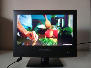 """Televisión 13"""". Grabadora. Con TDT no HD."""