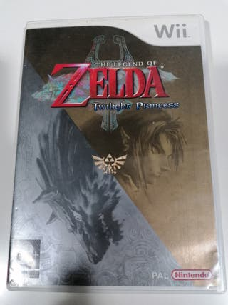 juego wii Zelda