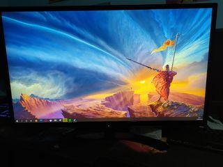 """Monitor LG 32"""" IPS FULL HD LED"""