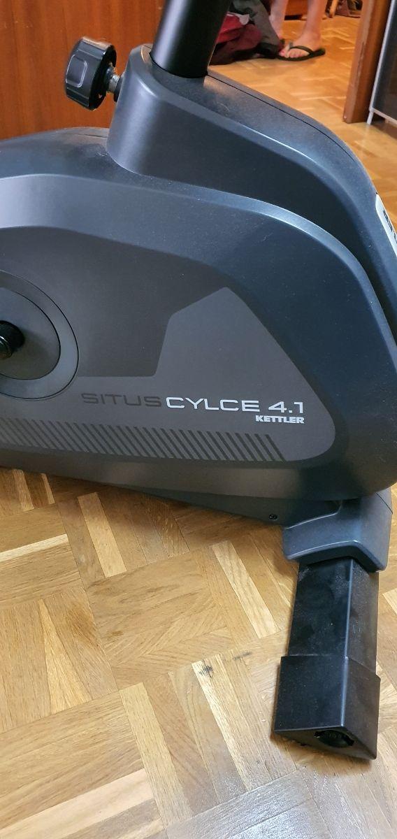 Bicicleta Estatica Kettler 4.1