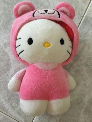 Peluche Muñeco Hello Kitty Osito