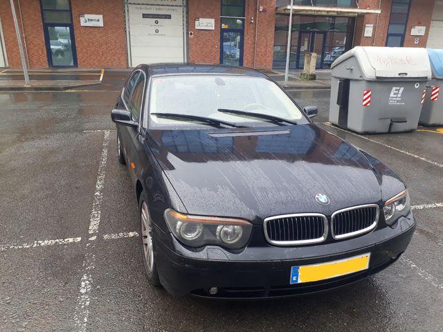 BMW Serie 7 2003