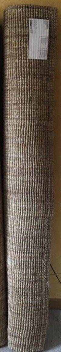 Alfombra de Yute Natural y Coco de 180x250