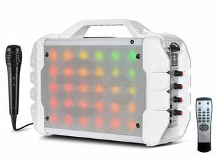 Altavoz portátil Blaster 200 iDance, mando y micro