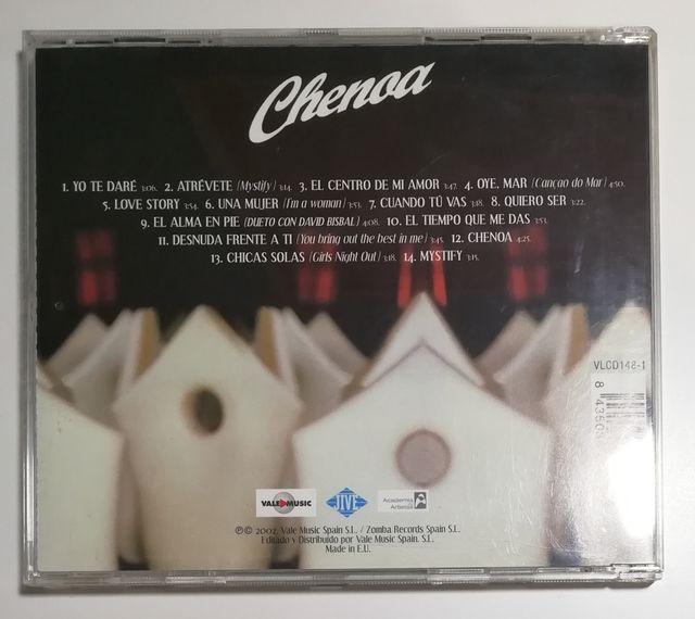 CD Chenoa
