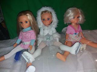 muñecas infantil Nancy