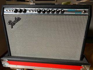 Fender vibrolux reverb de 1978 mod. blackfaced