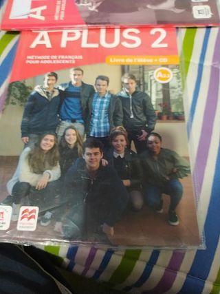 aplus 2eso frances